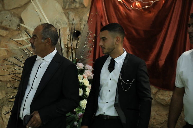 بالصور افراح ال عجايب ام الفحم والف مبروك  للعريس محمد