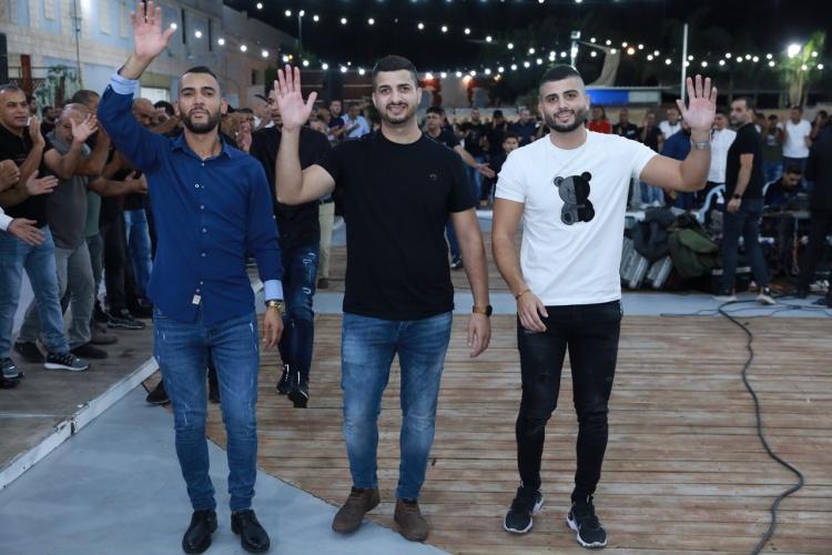 بالصور افراح ال فلاحين عاره والف الف مبروك