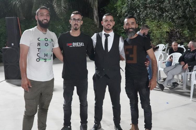 بالصور افراح ال يوسف حفلة يسري دبوريه والف مبروك