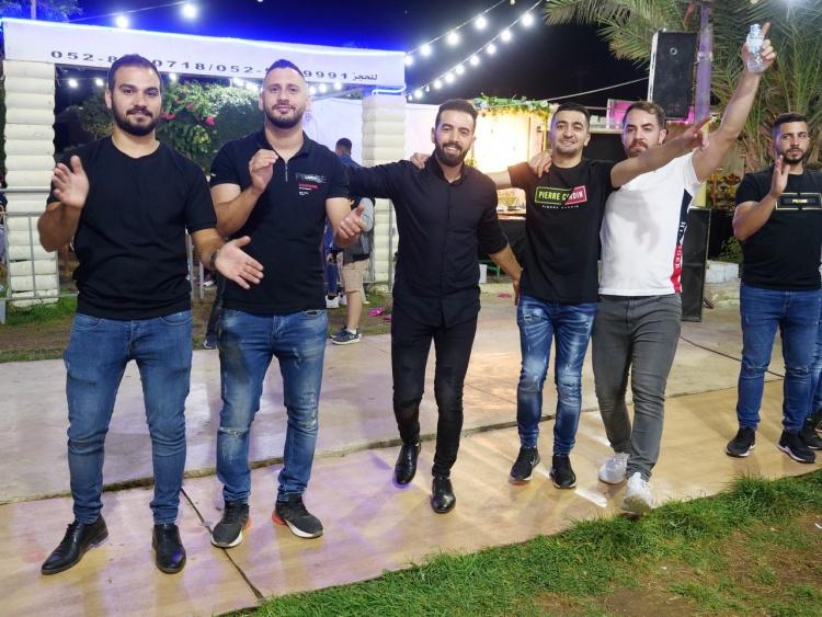 بالصور افارح ال حلومه ابو محمد كفر مندا والف مبروك