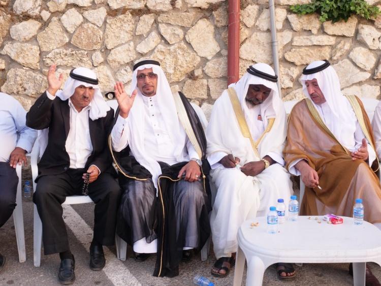 بالصور افراح ال النعيم والعشيره ترشيحا صبحي الغالي والعم ابو صبحي اكبر جاهه في فلسطين